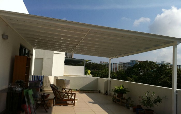 Elite Roofing Panels & Show All Aluminum Roofs