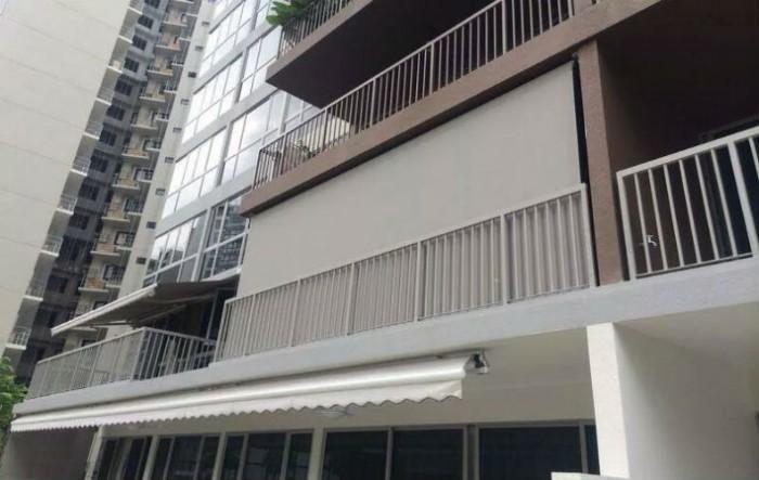 Outdoor Roller Blinds Singapore | Elite Deco